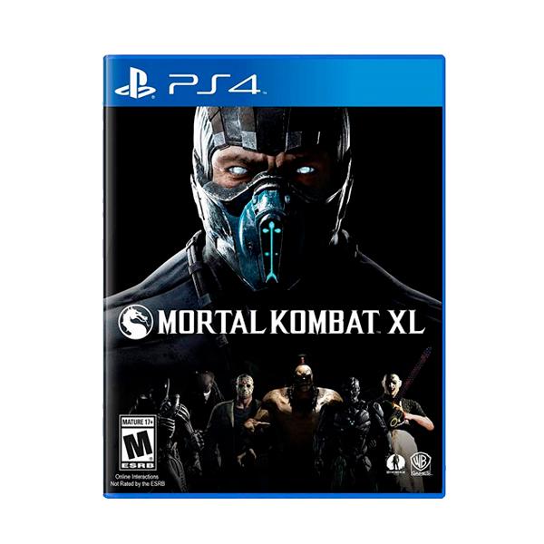 Juego PS4 Mortal Kombat XL