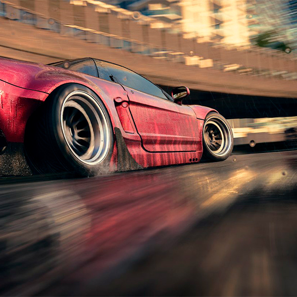 Juego PS4 Need for Speed Heat Standard Edition