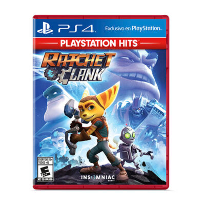 Juego PS4 Ratchet & ClanK Hits