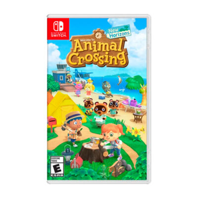 Juego Switch Animal Crossing