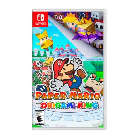 Juego Switch Paper Mario