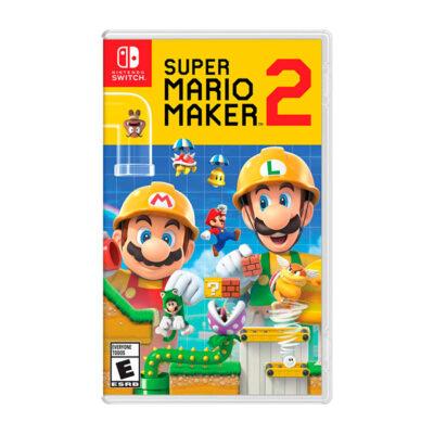 Juego Switch Super Mario Maker 2