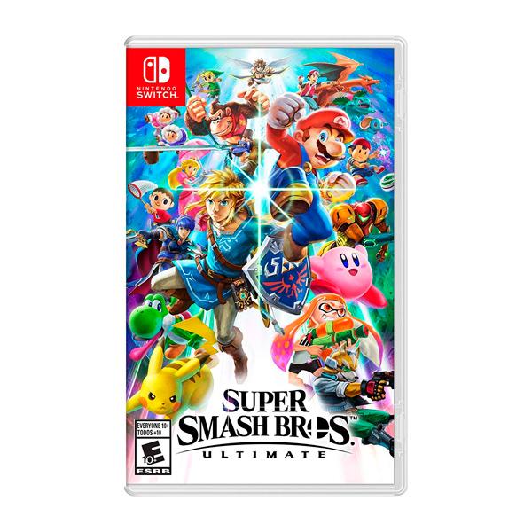 Juego Switch Super Smash Bros Ultimate