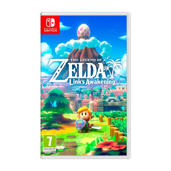 Juego Switch The Legend Of Zelda Links Awakening
