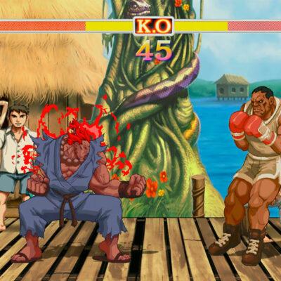 Juego Switch UltraStreet Fighter II Final Challangers