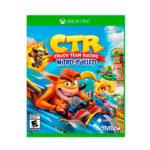 Juego Xbox One Crash Team Racing Nitro-Fueled