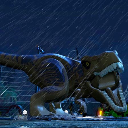 Juego Xbox One Lego Jurassic World