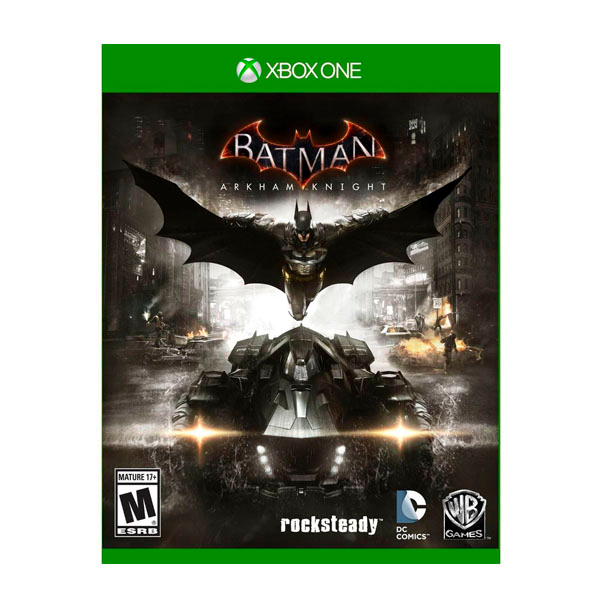 Juego Xbox One Batman Arkham Knight