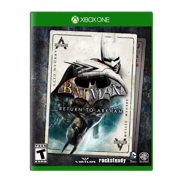 Juego Xbox One Batman Return To Arkham