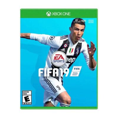 Juego Xbox One Fifa 19 Champions Edition