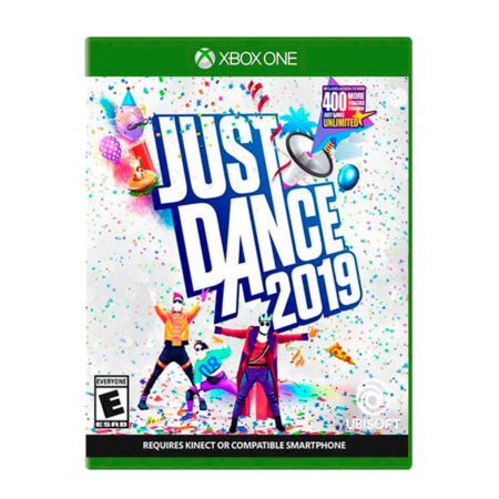 Juego Xbox One Just Dance 2019