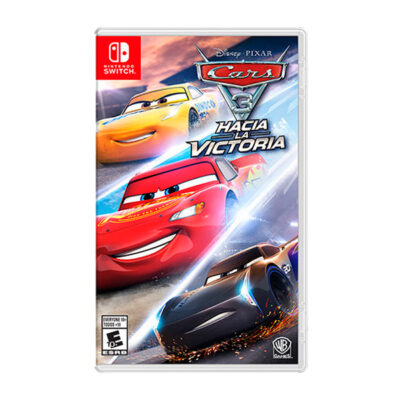 Juego Switch Cars 3: Driven To Win