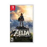 Juego Switch The Legend Of Zelda Breath Of The Wild