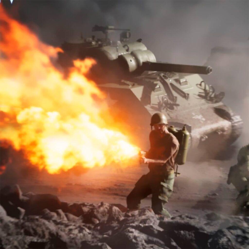 Juego Xbox One Battlefield V
