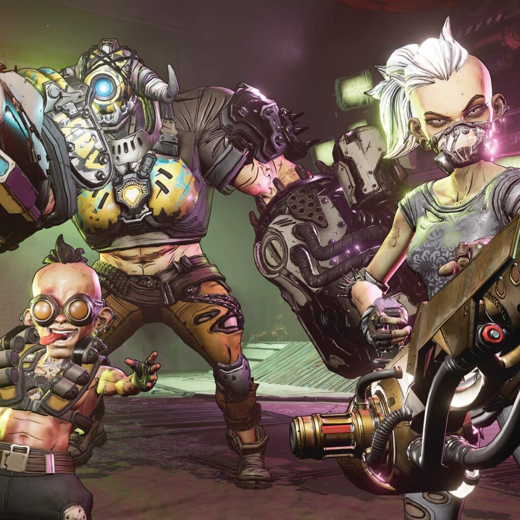 Juego Xbox One Borderlands 3