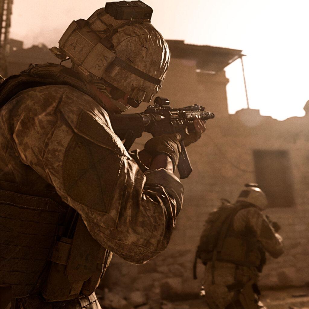 Juego Xbox One Call Of Duty Modern Warfare