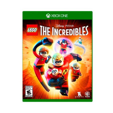 Juego Xbox One Lego The Incredibles
