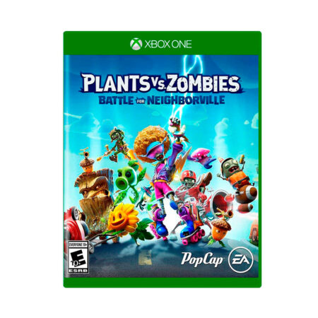 Juego Xbox One Plants vs. Zombies: La Batalla de Neighborville