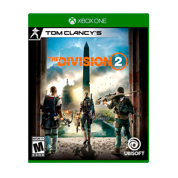 Juego Xbox One Tom Clancy's The Division 2 Limited Edition