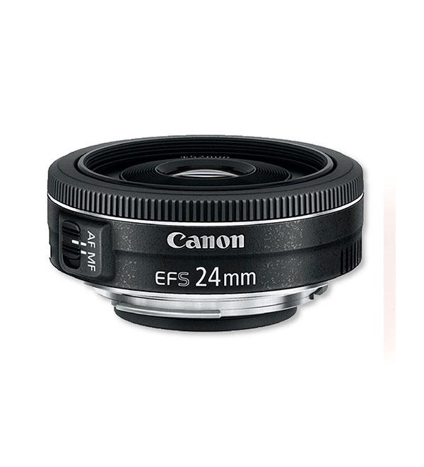 Lente Canon EF-S 24 mm f/2,8 STM