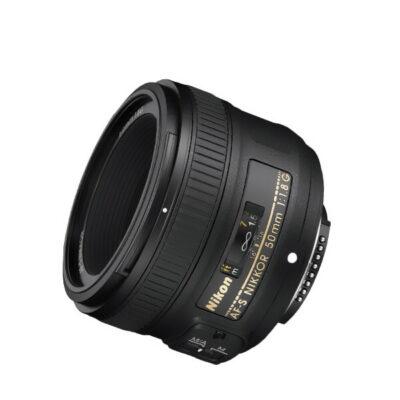 Lente Nikon AF-S NIKKOR 50mm f/1.8G