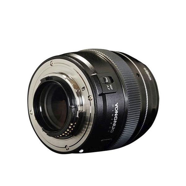 Lente YongNuo 100mm F2 Nikon