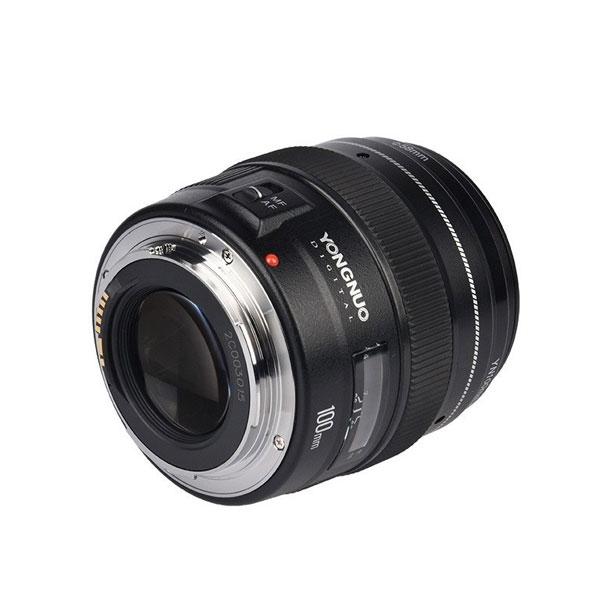 Lente YongNuo 100mm F2 Canon
