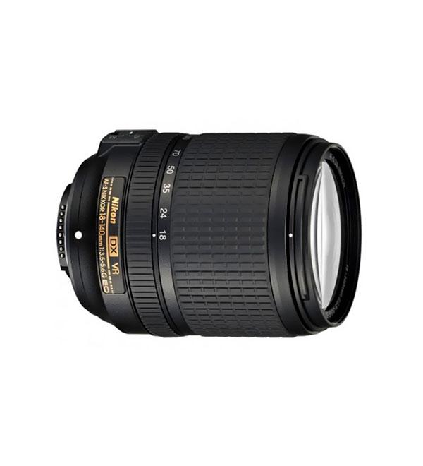 Lente Nikon AF-S DX NIKKOR 18 – 140 mm f/3.5-5.6G ED VR