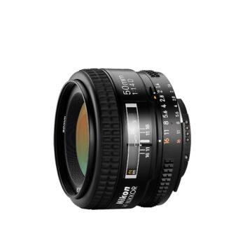 Lente Nikon AF Nikkor 50mm f/1.4 D