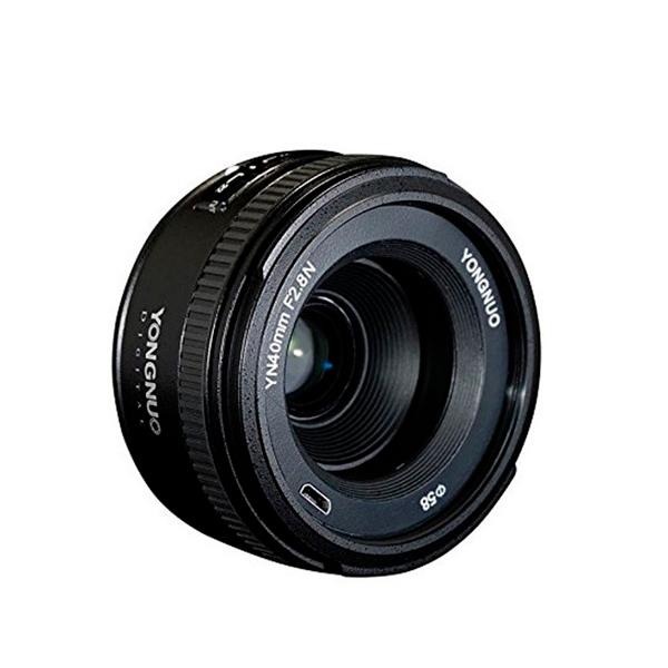 Lente YongNuo 40mm F2.8 Nikon