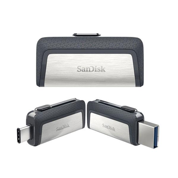Memoria USB Sandisk Dual Drive Tipo C 64Gb