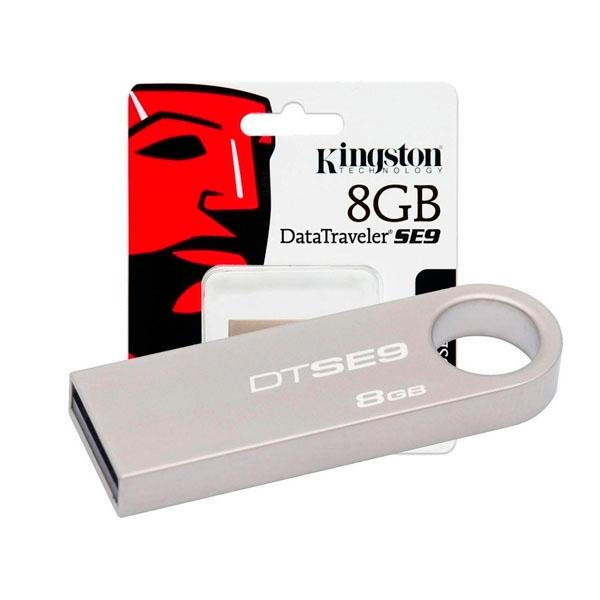 Memoria USB Kingston 8Gb DTSE9
