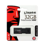 Memoria USB Kingston 32Gb Datatraveler 100G3 3.1/3.0/2.0