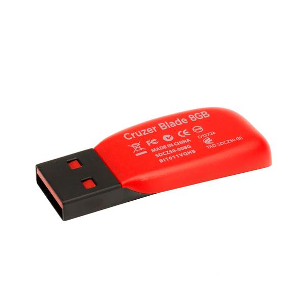 Memoria USB Sandisk 8Gb Cruzer Blade