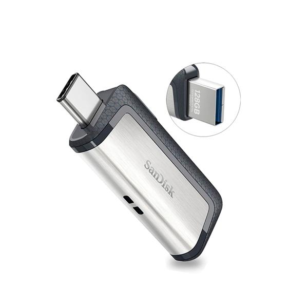 Memoria USB Sandisk Dual Drive Tipo C 128Gb