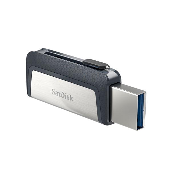 Memoria USB Sandisk Dual Drive Tipo C 32Gb