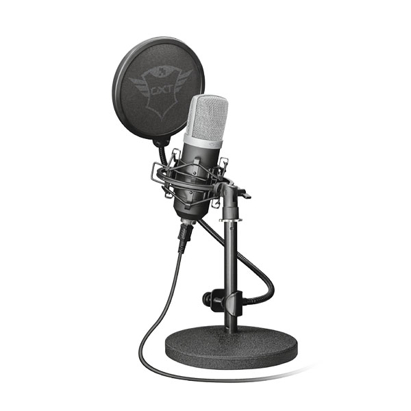 Micrófono Trust Streaming Emita GXT 252