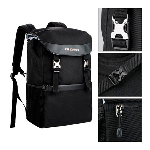 Morral para cámara DSLR K&F Concept 13.089 (Canon Nikon)