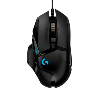Mouse Logitech G502 Hero RGB Alámbrico