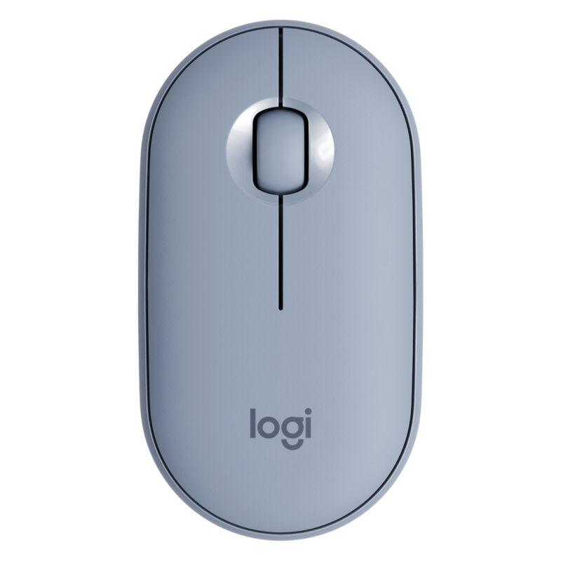 Mouse Logitech M350 Gris Inalámbrico