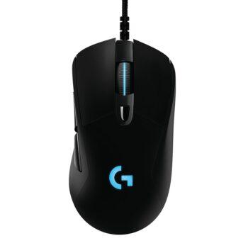 Mouse Logitech G403 Hero RGB Alámbrico