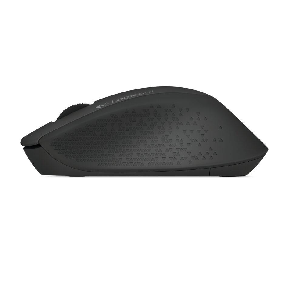 Mouse Logitech M280 Negro Inalámbrico