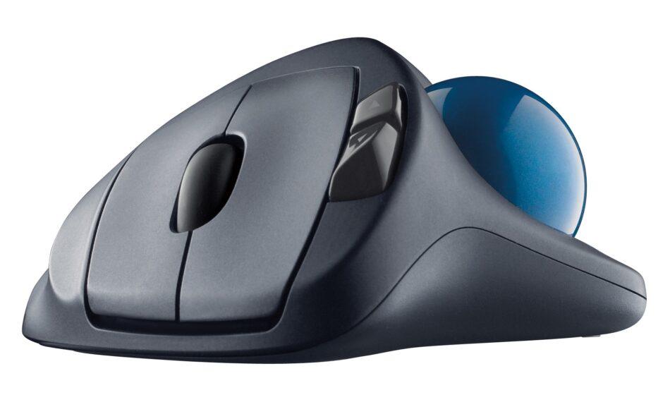 Mouse Logitech M570 Trackman- Trackball
