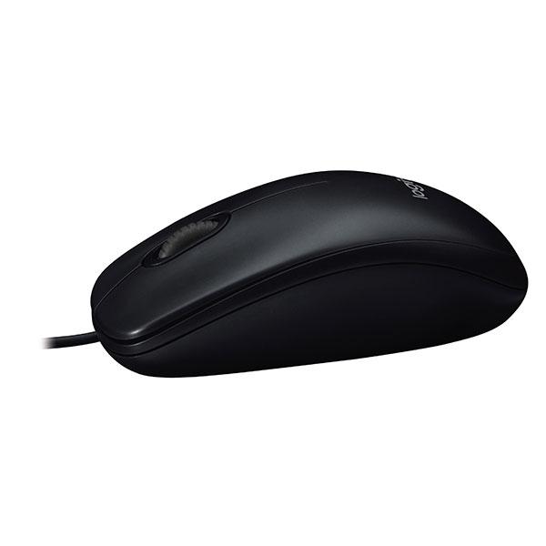 Mouse Logitech M90 Negro Alámbrico