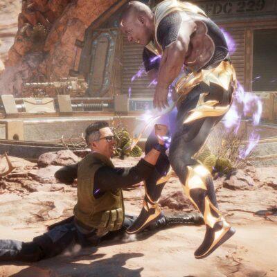 Juego Xbox One Mortal Kombat 11