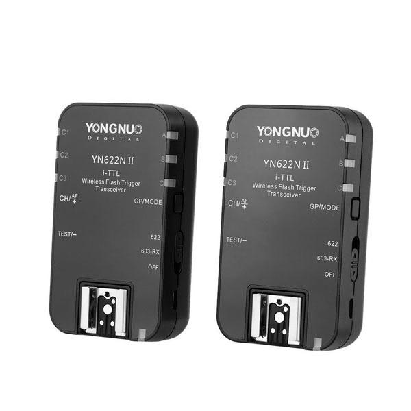 Transceptores YongNuo 622N Kit Nikon II