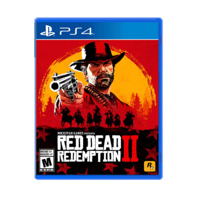 Juego PS4 Red Dead Redemption 2