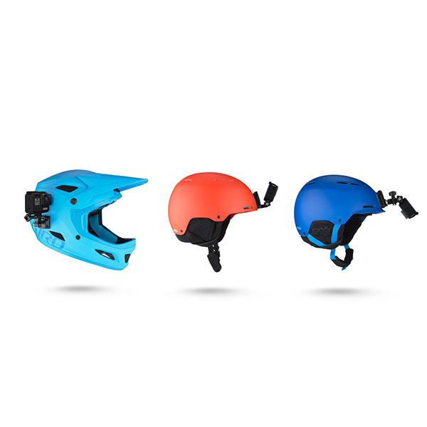 Soporte frontal y lateral para Casco GoPro (HELMET FRONT)