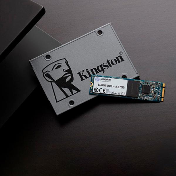 Disco Estado sólido SSD 480GB Kingston A400