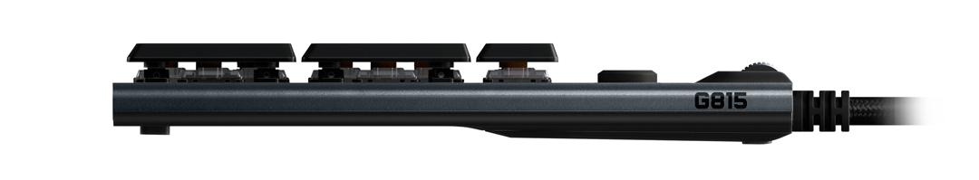 Teclado Logitech G815 Mecánico RGB 920 Alámbrico